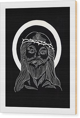 The Eucharist Wood Print by Peter Melonas