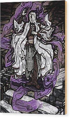 The Farseer Wood Print