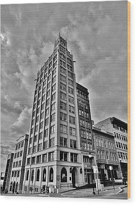 The Jackson Building Wood Print