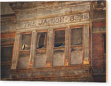 The Janion 1891  Wood Print