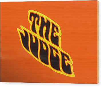 The Judge Wood Print by Phil 'motography' Clark