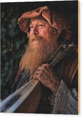 The Lutiest Wood Print by Dick Wood