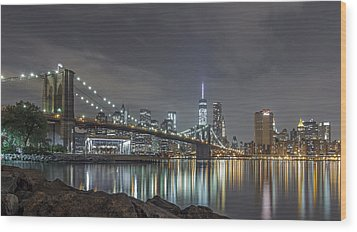 Wood Print featuring the photograph The Main Attraction  by Anthony Fields