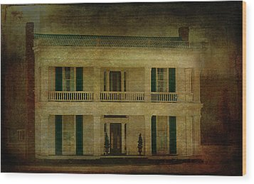 The Neil House Wood Print