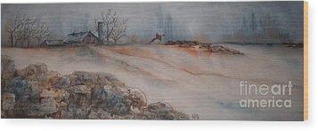 The Pheasant Wood Print