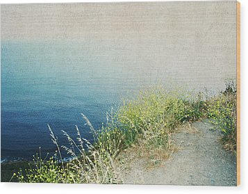 Wood Print featuring the photograph The Road Less Travelled by Lisa Parrish