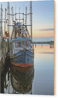 The Rusty Shrimper Photograph by JC Findley