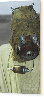 The Sand People Wood Print by Micah May