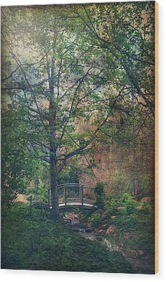 The Sweet Hereafter Wood Print by Laurie Search