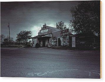 Tcm #10 - General Store  Wood Print