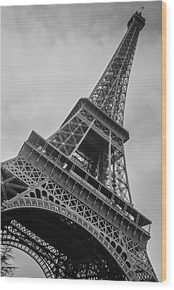 The Tower Wood Print by Steven  Taylor