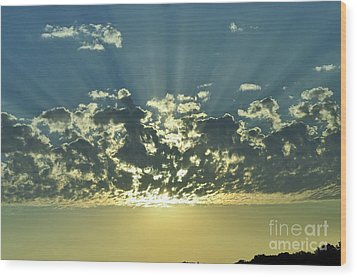The Ultimate Sunrise Wood Print