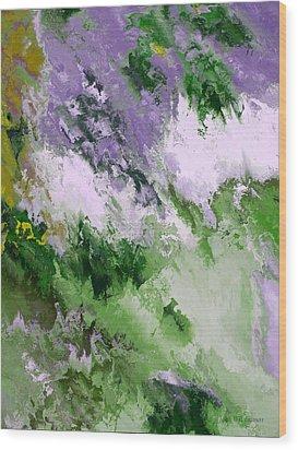 Pinehurst 1220 Wood Print
