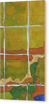 This Summer Wood Print by Sandra Gail Teichmann-Hillesheim