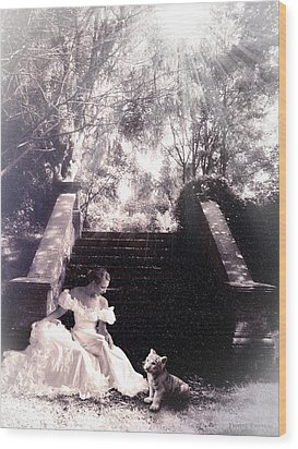 Wood Print featuring the photograph Timeless by Yvonne Emerson AKA RavenSoul