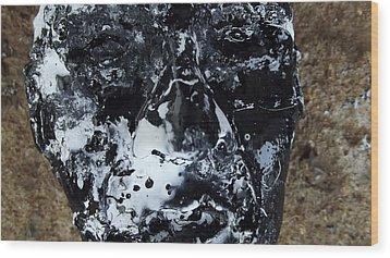 Tired Wood Print by David King