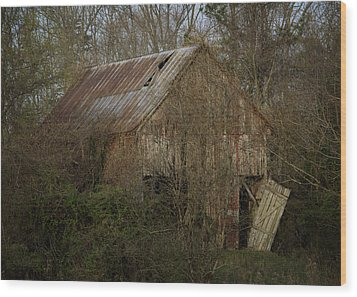 Wood Print featuring the photograph To Be Versed In Country Things by Rebecca Sherman