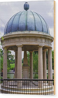 Tomb Of President Andrew Jackson Wood Print