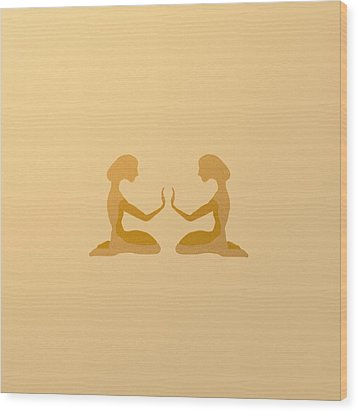 Touched  Wood Print by Len YewHeng