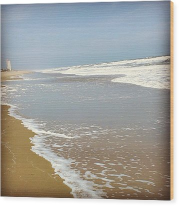 Wood Print featuring the photograph Tranquility by Thomasina Durkay