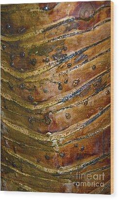 Tree Pattern II Wood Print