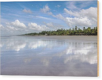 Wood Print featuring the photograph Tropical Bliss by Kandy Hurley