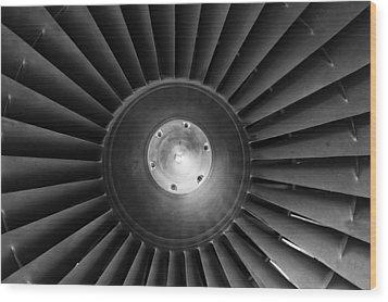Turbo Wood Print