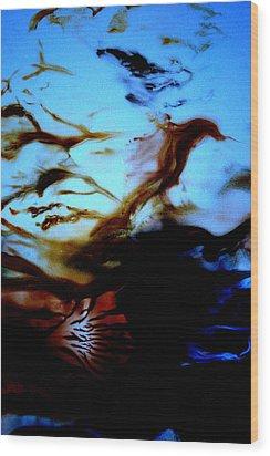 Twilight Dreaming Wood Print