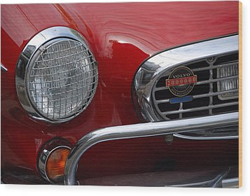 Two Million Miles Plus Wood Print by John Schneider