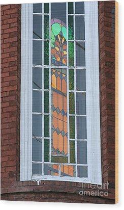 Two Windows At St. John Wood Print by Jennifer Apffel