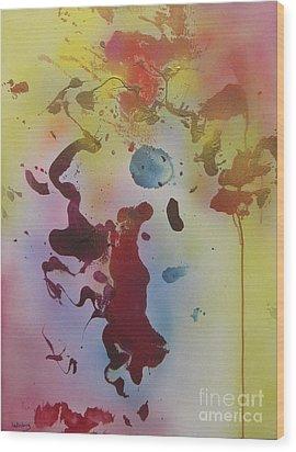 Tzfasser 13 - Mystic Synapse #2 Wood Print