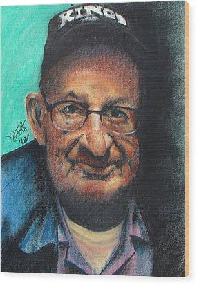 Uncle Lee Wood Print
