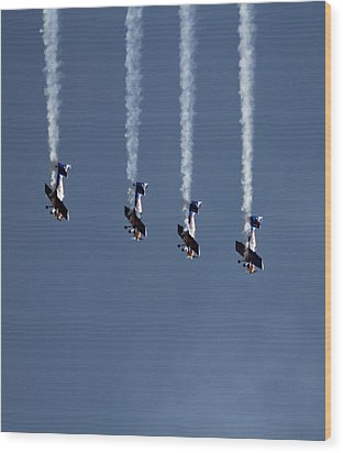 Wood Print featuring the photograph Unimaginably High G-forces by Ramabhadran Thirupattur