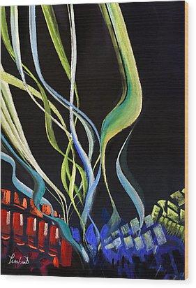 United Wood Print by Prashant Shah