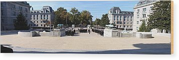 United States Naval Academy In Annapolis Md - 121278 Wood Print by DC Photographer