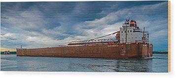 Upbound At Mission Point 2 Wood Print by Gales Of November