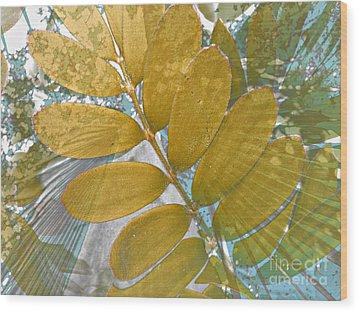 Wood Print featuring the photograph Upward Drift by Joy Angeloff