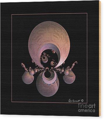 Urns Wood Print