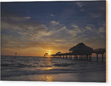 Vacation All I Ever Wanted Wood Print by Bill Cannon