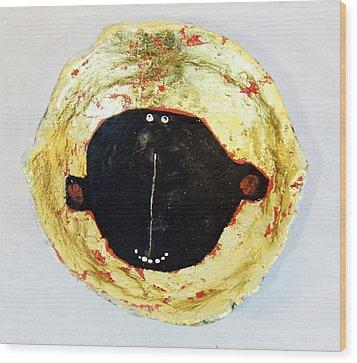 Vasa Humanitas No 1  Wood Print by Mark M  Mellon