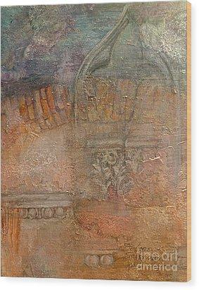 Venetian Accents Wood Print
