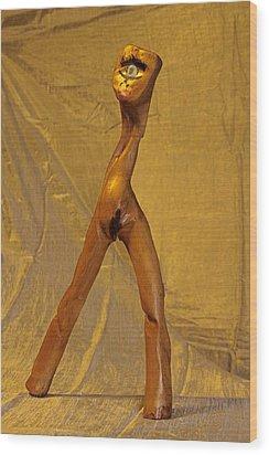 Venus Of Cyclops Wood Print by Viktor Savchenko