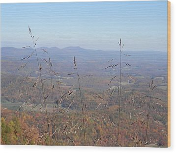 View Past Lover's Leap Wood Print