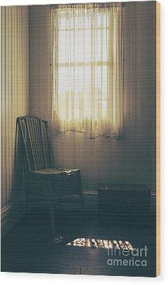 Vintage Charm Wood Print by Margie Hurwich