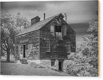 W Grieve - Brewer Distiller Malster Wood Print by Guy Whiteley