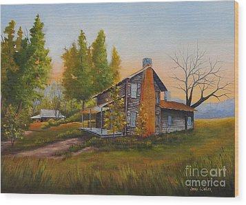 Walker Homeplace #3 Wood Print