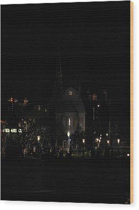 Walt Disney World Resort - Epcot - 121222 Wood Print by DC Photographer