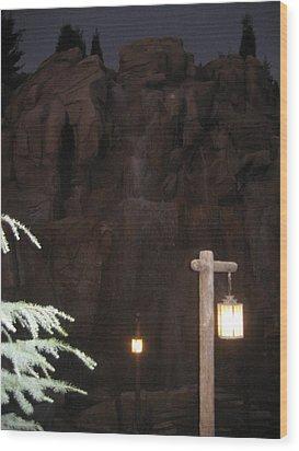 Walt Disney World Resort - Epcot - 121233 Wood Print by DC Photographer