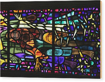 Washington National Cathedral - Washington Dc - 011388 Wood Print by DC Photographer