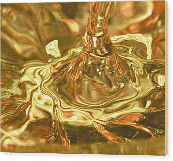 Water Works 04 Wood Print